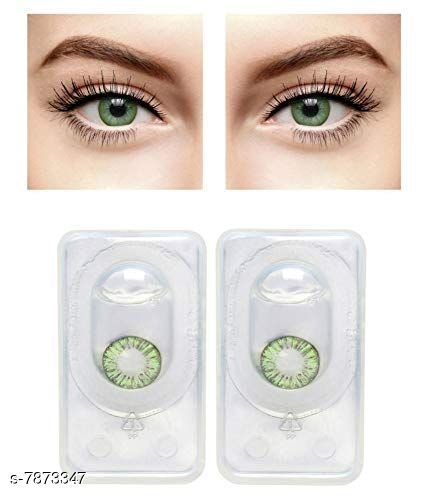 Eye Care Soft Weekly Green Color Contact Lens  *Product Name* Soft Weekly Green Color Contact Lens  *Brand Name* Aura  *Product Type* Contact Lens  *Capacity* 65 gms  *Color* Green  *Multi Pack* 1  *Sizes Available* Free Size *    Catalog Name: Aura Soft Contact Lens CatalogID_1292545 C126-SC1575 Code: 432-7873347-