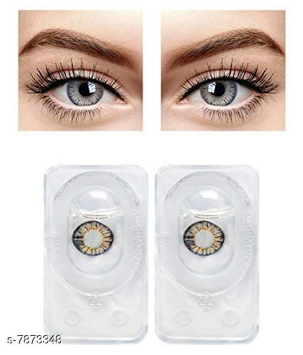 Eye Care Soft Weekly Grey Color Contact Lens  *Product Name* Soft Weekly Grey Color Contact Lens  *Brand Name* Aura  *Product Type* Contact Lens  *Capacity* 65 gms  *Color* Grey  *Multi Pack* 1  *Sizes Available* Free Size *    Catalog Name: Aura Soft Contact Lens CatalogID_1292545 C126-SC1575 Code: 432-7873348-