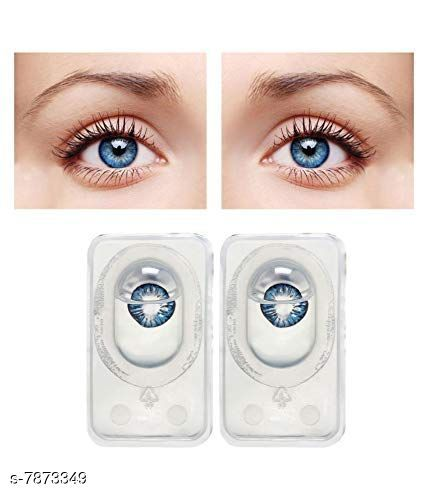 Eye Care Soft Weekly Blue Color Contact Lens  *Product Name* Soft Weekly Blue Color Contact Lens  *Brand Name* Aura  *Product Type* Contact Lens  *Capacity* 65 gms  *Color* Blue  *Multi Pack* 1  *Sizes Available* Free Size *    Catalog Name: Aura Soft Contact Lens CatalogID_1292545 C126-SC1575 Code: 432-7873349-