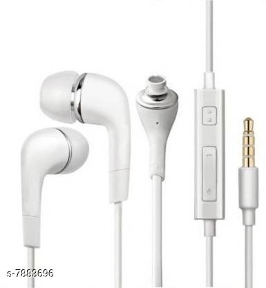 Wired Headphones & Earphones