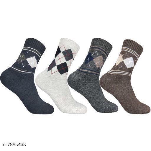 Attractive Men's Socks Combo