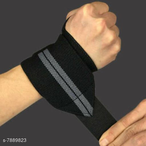 Eastern Club Cotton Thumb Wrist Support 1 Pair