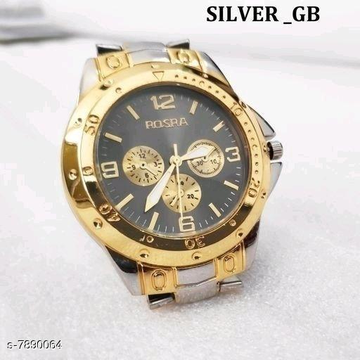 Stylish Men Analoag Wrist Watch