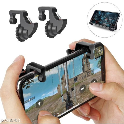 Mobile Enhancement PUBG Trigger  *Material* Plastic  *Multipack* 1  *Sizes*  Free Size  *Sizes Available* Free Size *    Catalog Name: Advanced Basic PUBG Trigger CatalogID_1296445 C99-SC1382 Code: 252-7890763-
