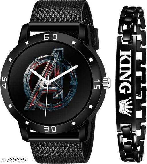 Trendy Plastic Kid's Watch