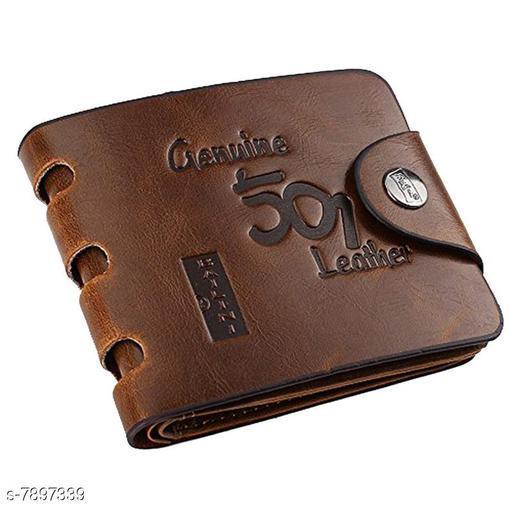 fashlook tan 501 wallet for men