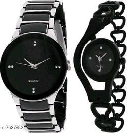 Stylish Couple's Watches