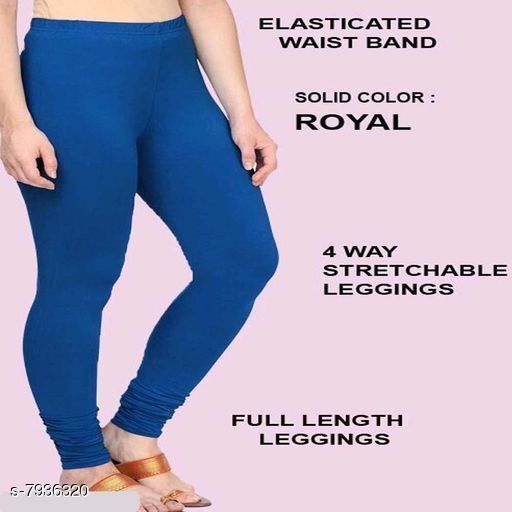 Leggings & Tights  Attractive Leggings  *Fabric* Cotton  *Multipack* 1  *Sizes*  Free Size  *Sizes Available* Free Size *    Catalog Name: Fashionable Modern Women Leggings CatalogID_1305898 C79-SC1035 Code: 213-7936320-
