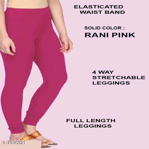 Leggings & Tights  Attractive Leggings  *Fabric* Cotton  *Multipack* 1  *Sizes*  Free Size  *Sizes Available* Free Size *    Catalog Name: Fashionable Modern Women Leggings CatalogID_1305898 C79-SC1035 Code: 213-7936321-