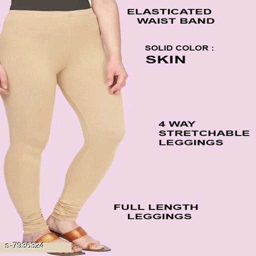 Leggings & Tights  Attractive Leggings  *Fabric* Cotton  *Multipack* 1  *Sizes*  Free Size  *Sizes Available* Free Size *    Catalog Name: Fashionable Modern Women Leggings CatalogID_1305898 C79-SC1035 Code: 213-7936324-