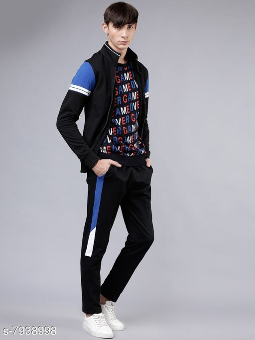 Ruggstar branded cotton trackpant
