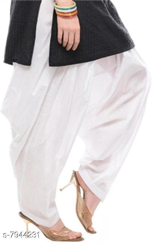 Ethnic Bottomwear - Salwars & Chudidars Attractive Salwars  *Fabric* Rayon  *Multipack* 1  *Sizes*  Free Size  *Sizes Available* Free Size *    Catalog Name: Abhisarika Ensemble Women Salwars CatalogID_1307718 C74-SC1017 Code: 513-7944231-
