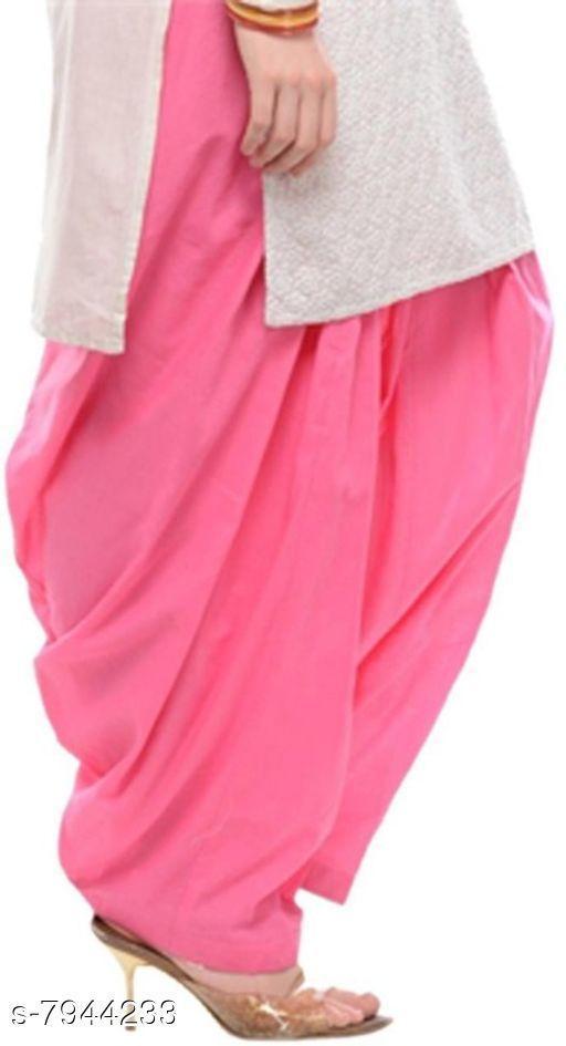 Ethnic Bottomwear - Salwars & Chudidars Attractive Salwars  *Fabric* Rayon  *Multipack* 1  *Sizes*  Free Size  *Sizes Available* Free Size *    Catalog Name: Abhisarika Ensemble Women Salwars CatalogID_1307718 C74-SC1017 Code: 513-7944233-