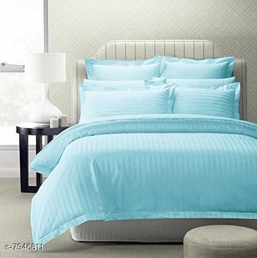 Elegant Versatile108x90 Cotton King Double Bedsheets