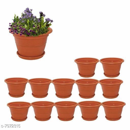 Pots & planters PLANT POT  *Material* Plastic  *Pack* Multipack  *Sizes Available* Free Size *    Catalog Name: Modern Pots & Planters CatalogID_1313857 C133-SC1607 Code: 717-7972315-