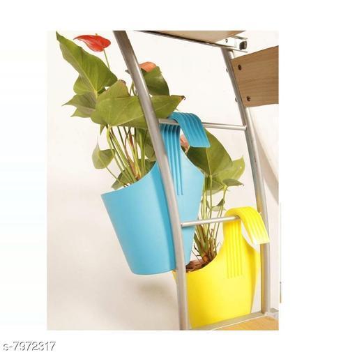 Pots & planters PLANT POT  *Material* Plastic  *Pack* Multipack  *Sizes Available* Free Size *    Catalog Name: Modern Pots & Planters CatalogID_1313857 C133-SC1607 Code: 393-7972317-