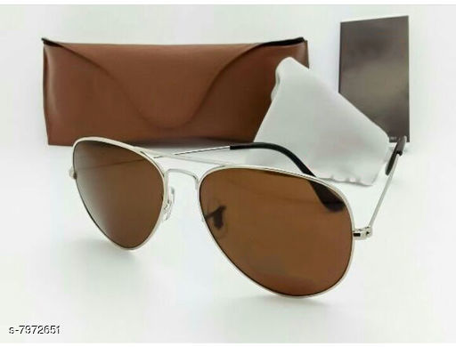 Sunglasses GLASS  *Multipack* 1  *Sizes*   *Sizes Available* Free Size *    Catalog Name: Fashionable Latest Men Sunglasses CatalogID_1313932 C65-SC1226 Code: 995-7972651-