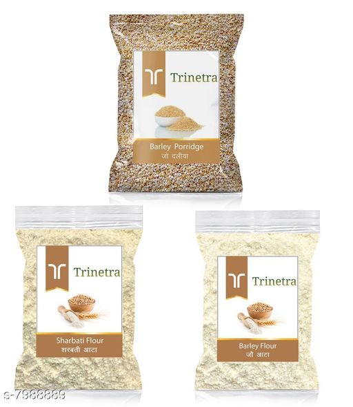 Atta Best Quality Atta  *Product Name * Best Quality Atta  *Brand * Trinetra  *Multipack * 3  *Sizes Available* Free Size *    Catalog Name: Best Quality Atta CatalogID_1317566 C89-SC1772 Code: 8701-7988889-