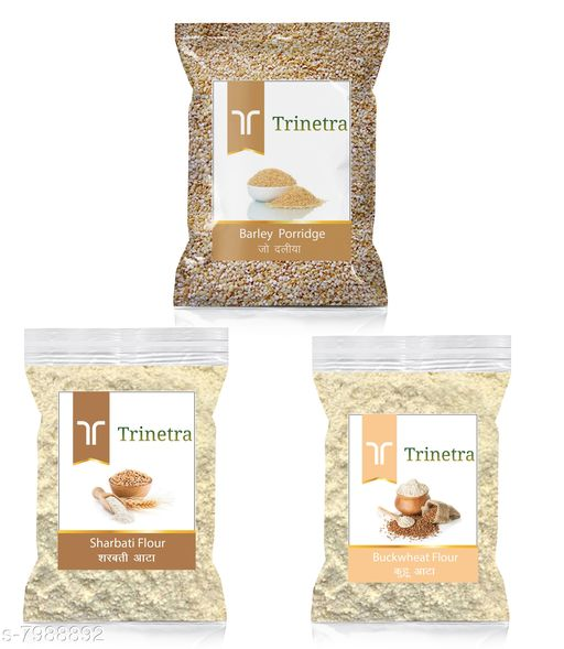 Atta Best Quality Atta  *Product Name * Best Quality Atta  *Brand * Trinetra  *Multipack * 3  *Sizes Available* Free Size *    Catalog Name: Best Quality Atta CatalogID_1317566 C89-SC1772 Code: 1931-7988892-