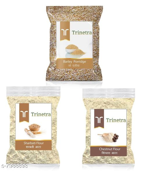 Atta Best Quality Atta  *Product Name * Best Quality Atta  *Brand * Trinetra  *Multipack * 3  *Sizes Available* Free Size *    Catalog Name: Best Quality Atta CatalogID_1317566 C89-SC1772 Code: 9781-7988893-