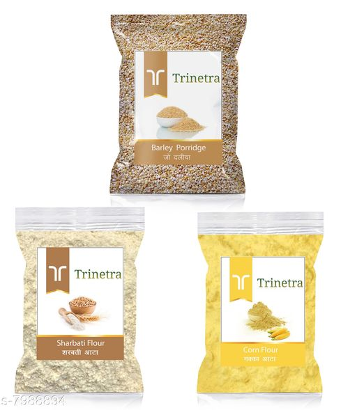 Atta Best Quality Atta  *Product Name * Best Quality Atta  *Brand * Trinetra  *Multipack * 3  *Sizes Available* Free Size *    Catalog Name: Best Quality Atta CatalogID_1317566 C89-SC1772 Code: 8721-7988894-