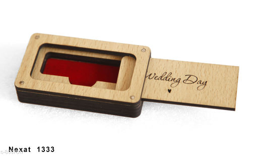 Others WOODEN PEN DRIVE BOX WOODEN PEN DRIVE BOXCOLOUR = CREAM SIZE = 9X5 MMUSE = SCHOOL , OFFICE , COMPANY ETC.WOODEN ART   *Material * Wooden  *Sizes Available* Free Size *    Catalog Name: Check out this trending catalog CatalogID_1321167 C80-SC1256 Code: 232-8007817-