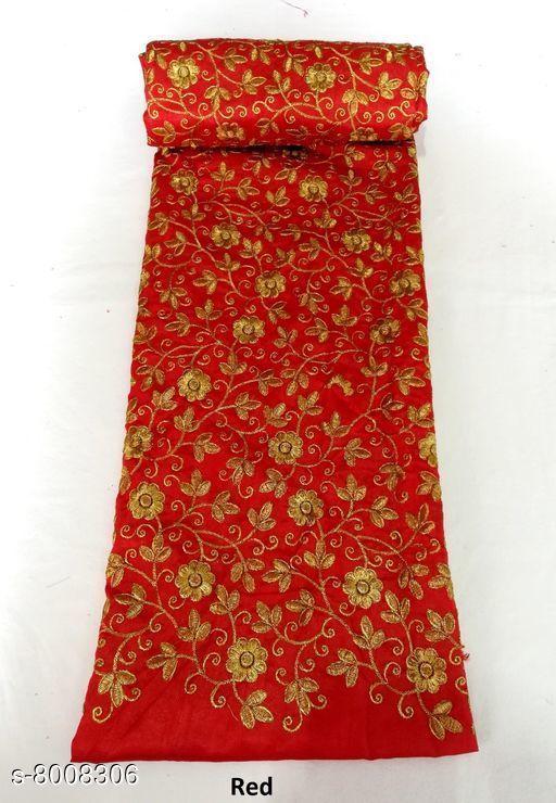 Trendy Banarasi Silk Women's Blouse Piece