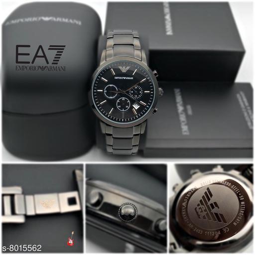 Emporio Armani Men's Metal Watch
