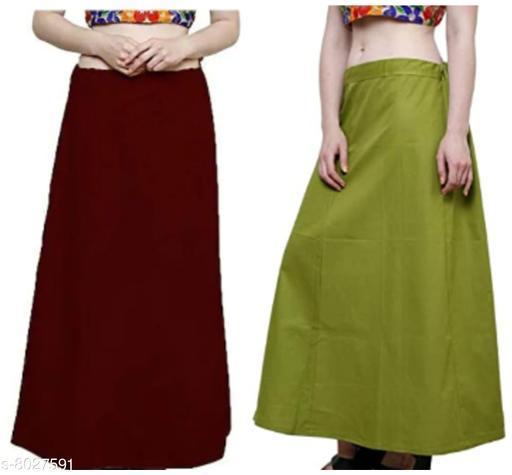 Trendy Cotton Women's Petticoat