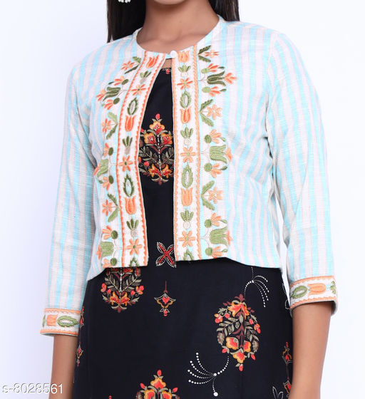 Women's Embroidered Jacket