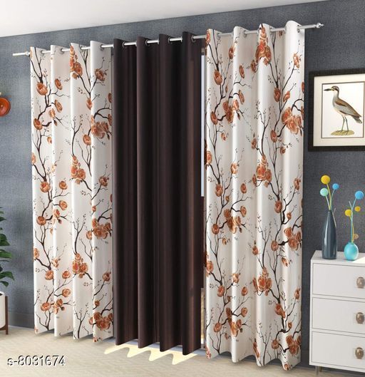 Curtains & Sheers Usefull Curtains & Sheers  *Material* Curtain  *Length* Door  *Multipack* 3  *Sizes* 7 Feet (Length Size  *Sizes Available* 7 Feet *    Catalog Name: Usefull Curtains & Sheers CatalogID_1326696 C54-SC1116 Code: 829-8031674-