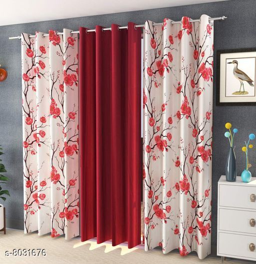 Curtains & Sheers Usefull Curtains & Sheers  *Material* Curtain  *Length* Door  *Multipack* 3  *Sizes* 7 Feet (Length Size  *Sizes Available* 7 Feet *    Catalog Name: Usefull Curtains & Sheers CatalogID_1326696 C54-SC1116 Code: 829-8031676-
