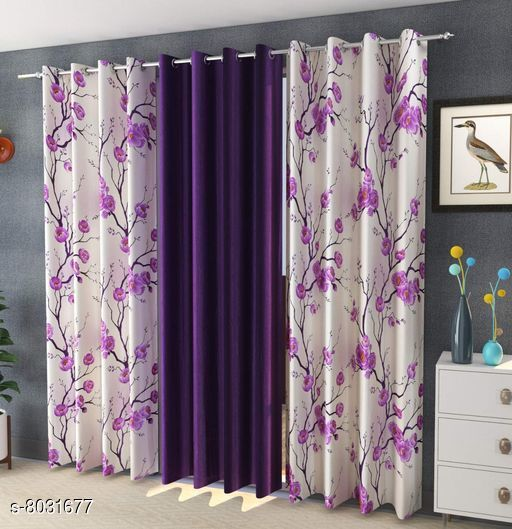 Curtains & Sheers Usefull Curtains & Sheers  *Material* Curtain  *Length* Door  *Multipack* 3  *Sizes* 7 Feet (Length Size  *Sizes Available* 7 Feet *    Catalog Name: Usefull Curtains & Sheers CatalogID_1326696 C54-SC1116 Code: 829-8031677-