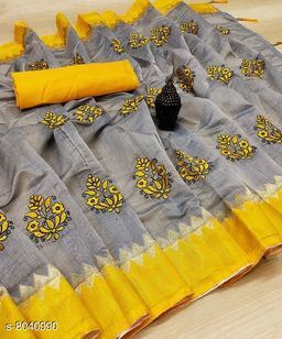 Attractive Cotton Saree