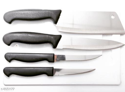 Knives & Knife Set knife set   *Material* Stainless Steel  *Sizes Available* Free Size *    Catalog Name: Stylo Knives & Knife Set CatalogID_1331264 C135-SC1648 Code: 534-8051177-