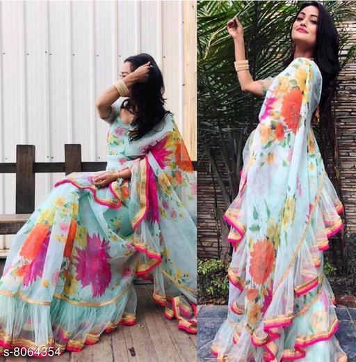 Beautiful Printed saree