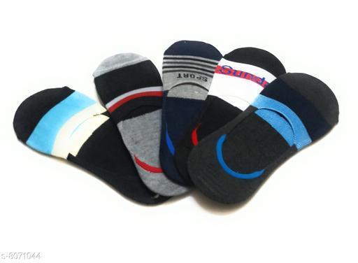 Loafer socks - pack of 5