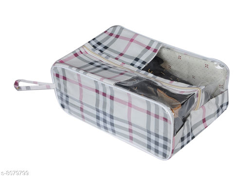 Sunesh Creation Shoe Cover, Travelling Shoe Storage Bag/Storage Footwear Organize (Design 1)
