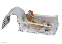 Sunesh Creation Shoe Cover, Travelling Shoe Storage Bag/Storage Footwear Organize (Design 2)