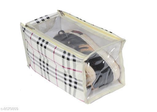 Sunesh Creation Shoe Cover, Travelling Shoe Storage Bag/Storage Footwear Organize (Design 4)