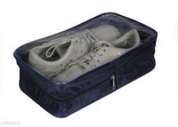 Sunesh Creation Shoe Cover, Travelling Shoe Storage Bag/Storage Footwear Organize (Design 5)