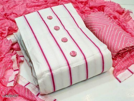 Beautiful Cotton Suits & Dress Materials