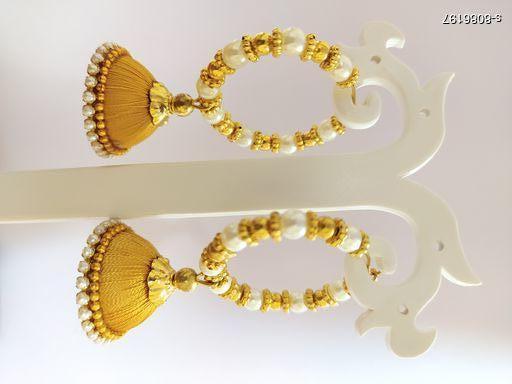 Threadwork Beautifull Earrings
