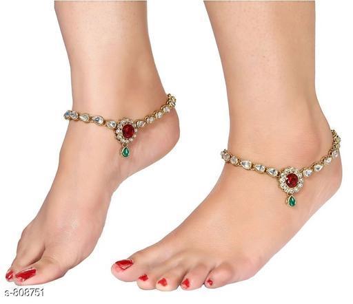 Women's Antique Anklet