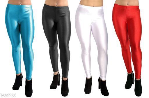 Beautiful Shiny Leggings for Women's