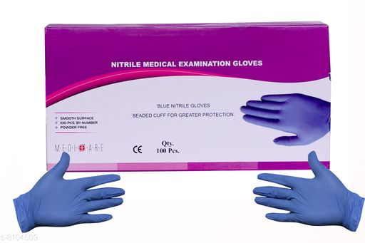Nitrile Gloves Nitrile Gloves Nitrile Gloves  *Sizes Available* Free Size *    Catalog Name: Medvision CatalogID_1343736 C89-SC1759 Code: 042-8104509-003