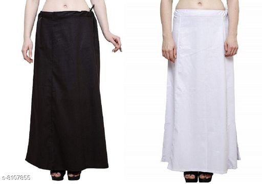 Cotton Petticoat - Combo (Pack of 2)