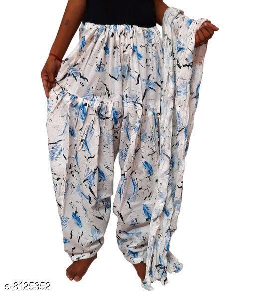 Ethnic Bottomwear - Patiala Pants Beautiful Cotton Patiala   *Fabric* Cotton  *Multipack* 1  *Sizes*   *Free Size (Length Size* 42 in)  *Sizes Available* Free Size *    Catalog Name: Elegant Women Patialas CatalogID_1348471 C74-SC1018 Code: 024-8125352-