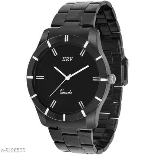HRV EXCLUSIVE123Collection BONA FIDE Timepiece Watch - For Men & Women