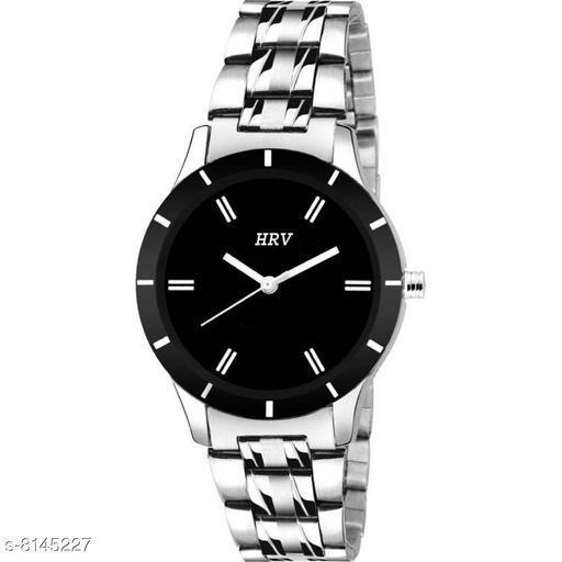 HRV BLACK Watch - For Women